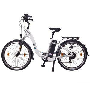 So sieht ein gut gepflegtes Damen E-Bike aus!